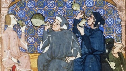 middle-ages-drinking