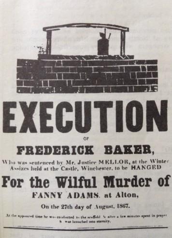 frederick-baker-execution