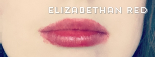 Elizabethan Red