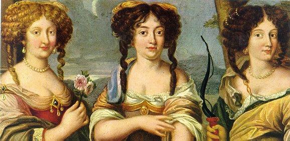 Marie, Olympe, Hortense