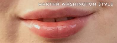 Martha Washington Stylee