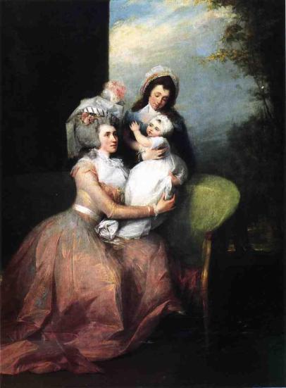Angelica Schuyler portrait