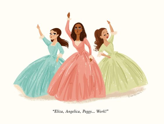 Wedding Sch For Sister | The Real Schuyler Sisters F Yeah History