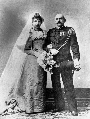 Mata Hari marriage