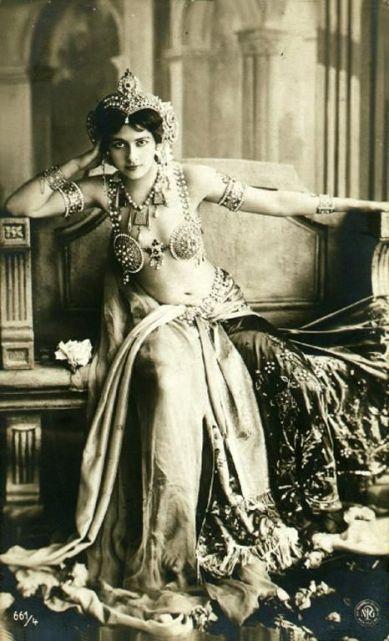 Mata Hari seating