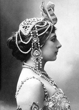 Mata Hari side
