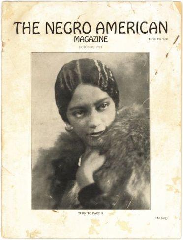 Negro American Magazine