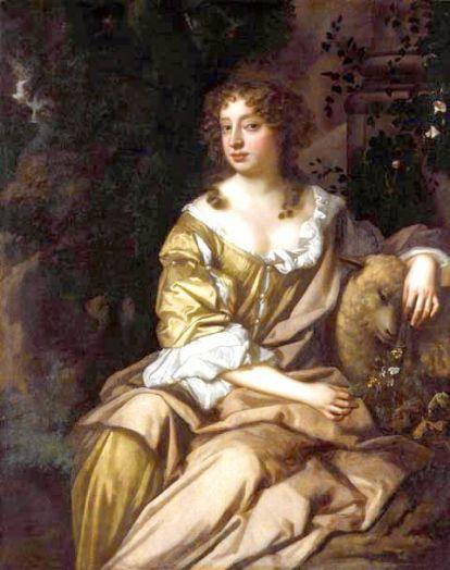 Nell Gwynn, painting