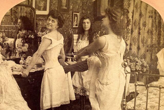 A brief history of ladies underwear (and why it's the worst!) – F ...