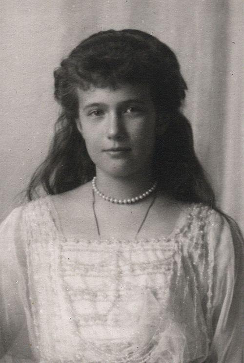 Anastastia Romanov