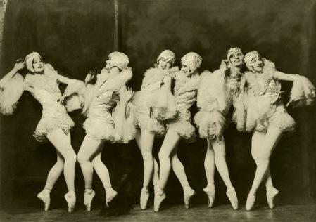 Line up of Ziegfeld Girls.jpg