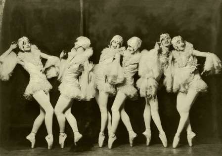 Line up of Ziegfeld Girls.jpg