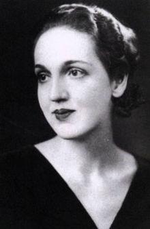 Mona Parsons, Ziegfeld Girl and world war 2 hero