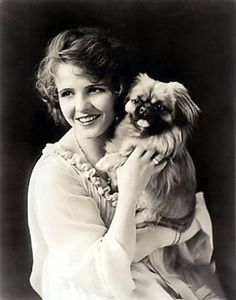 Olive Thomas, former Ziegfeld Girl and trgaic silent screen star