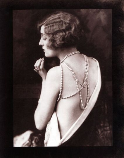 Peggy Hopkins Joyce, ex Ziegfeld Girl