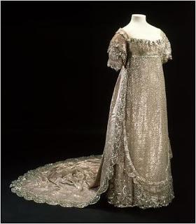 Princess Charlottes Wedding Dress