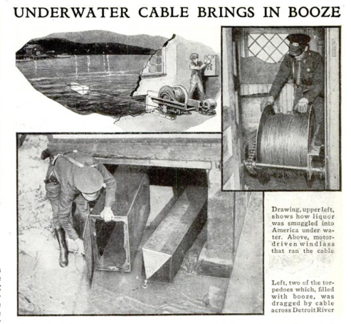 From Popular Science, 1932