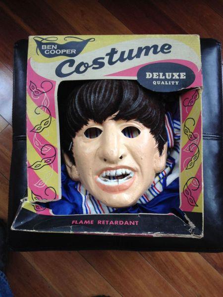 Ringo, Ben Cooper Halloween Costume