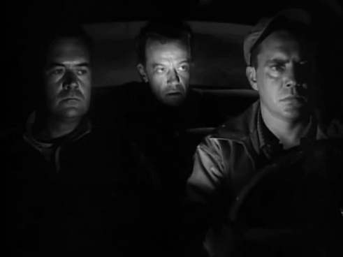 The HItchhiker, 1953