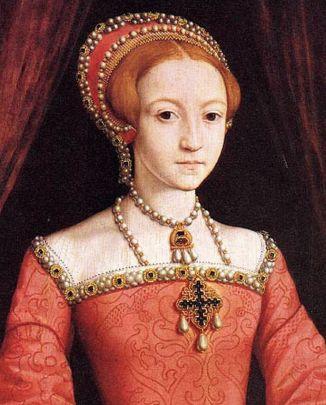 Princess Elizabeth, later Elizabeth I