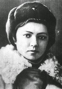 Mariya Vasilyevna Oktyabrskaya
