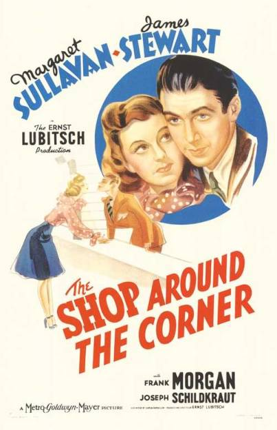 The Shop Around The Corner Film Poster