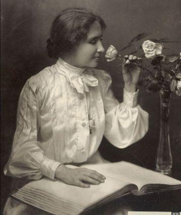 Helen Keller Header