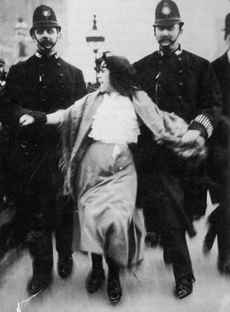 Dora Thewlis arrest