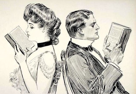 The Gibson Girl and The Gibson Man