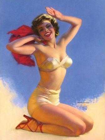 Zoe Mozarts, Modern Mermaid