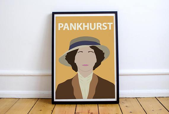 Pankhurst artwork