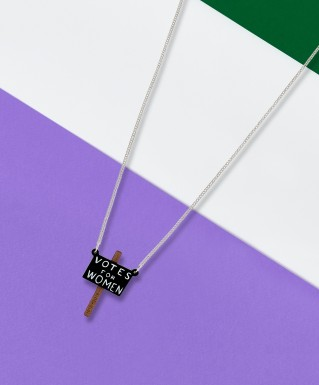 Votes for women necklace.jpg