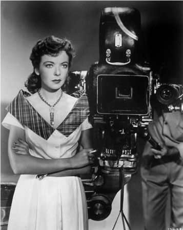 ida Lupino, behind the camera