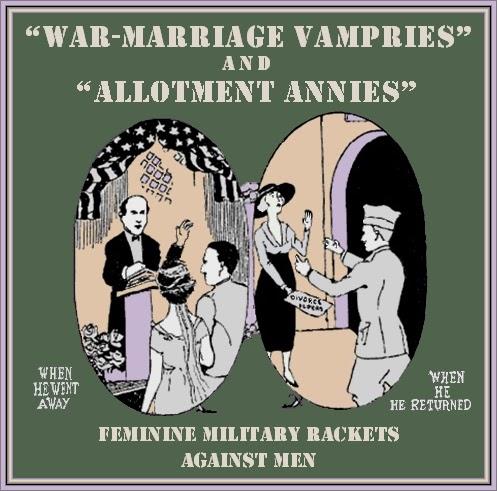 war-marriage