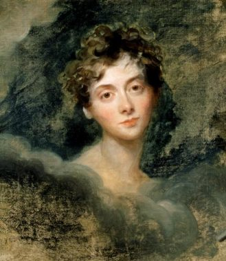 Caroline Lamb, Painted by Sir Thomas Lawrence