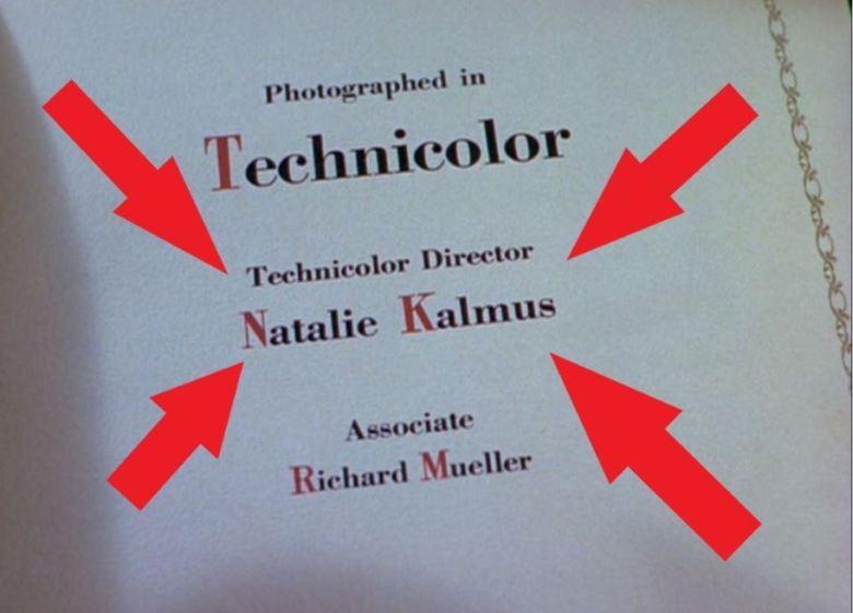 Natalie Kalmus credit