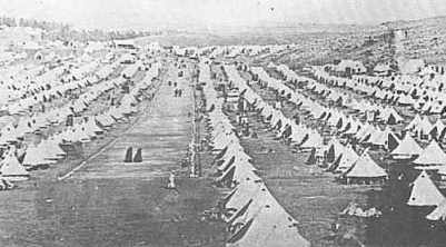 Boer War concentration camp example