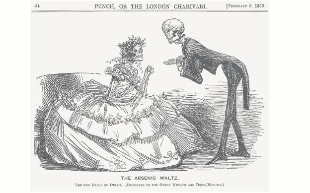 The Arsenic Waltz, Punch 1863