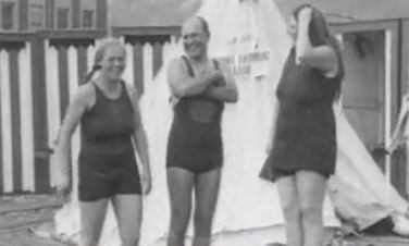 Channel Swimmers, Pathe 1920-1929