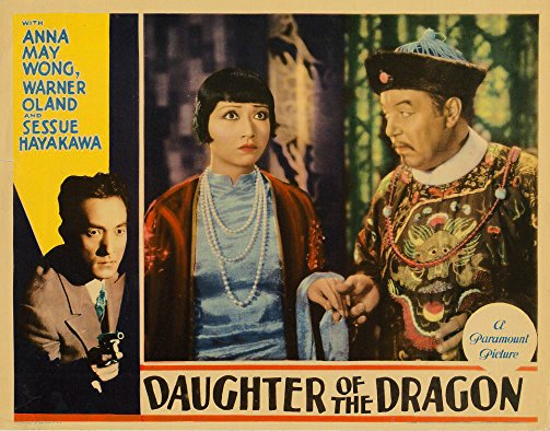 duaghter of the dragon 1931