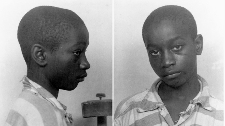George Stinney mug shot